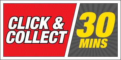 30 Minute Click & Collect Available!