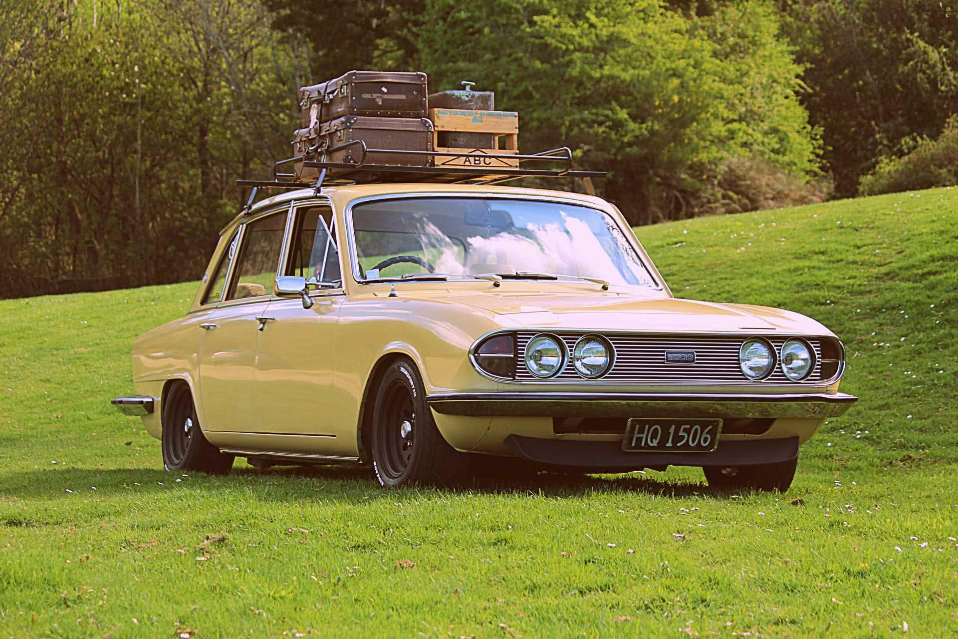 1976 Triumph 2500 TC