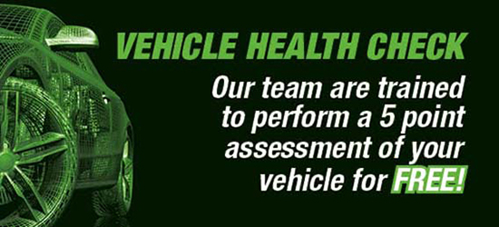 Free Vehicle Health Check