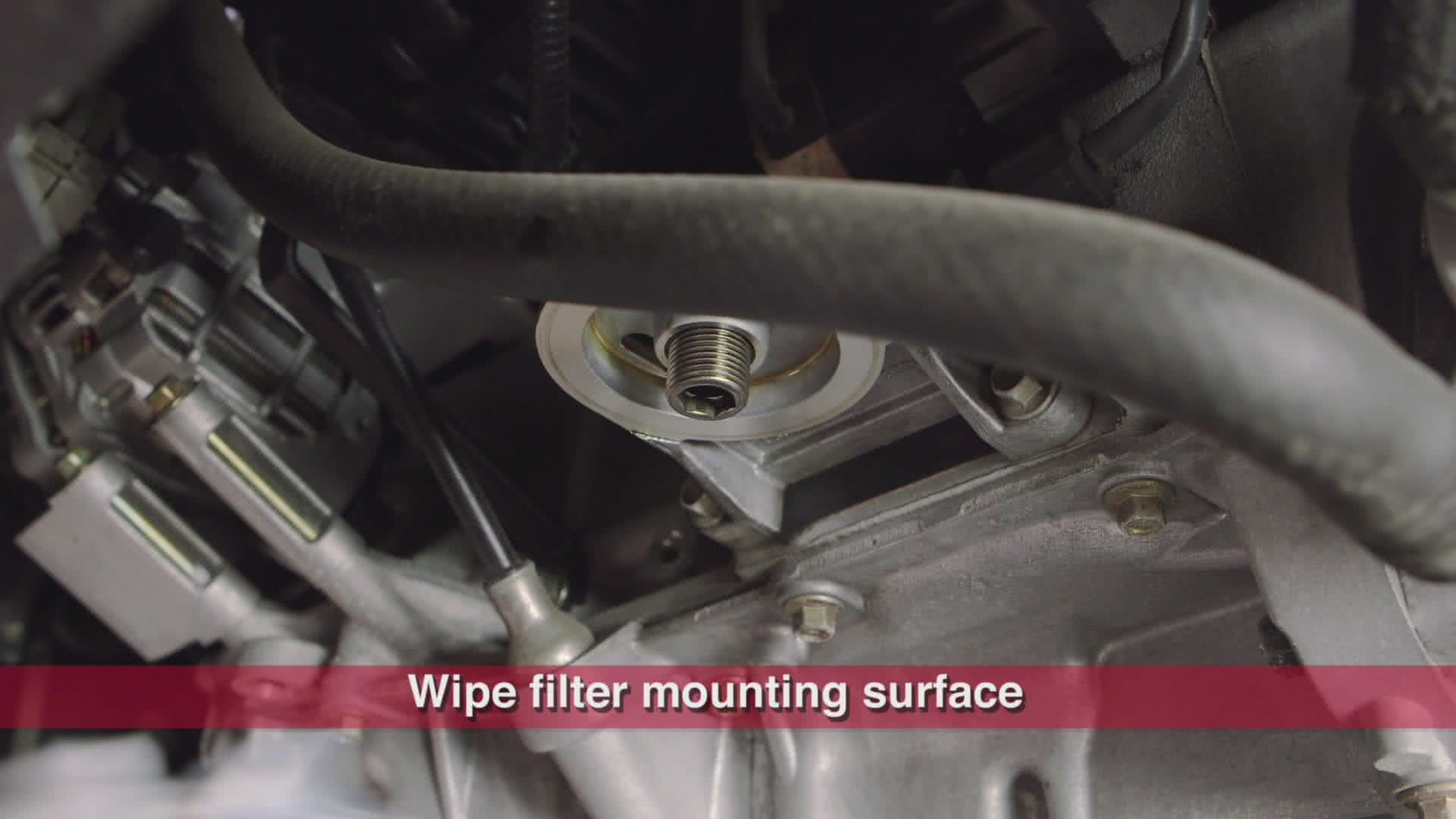 Changing Engine Oil And Filter 2009 F150 Fuel Step 5 Remove