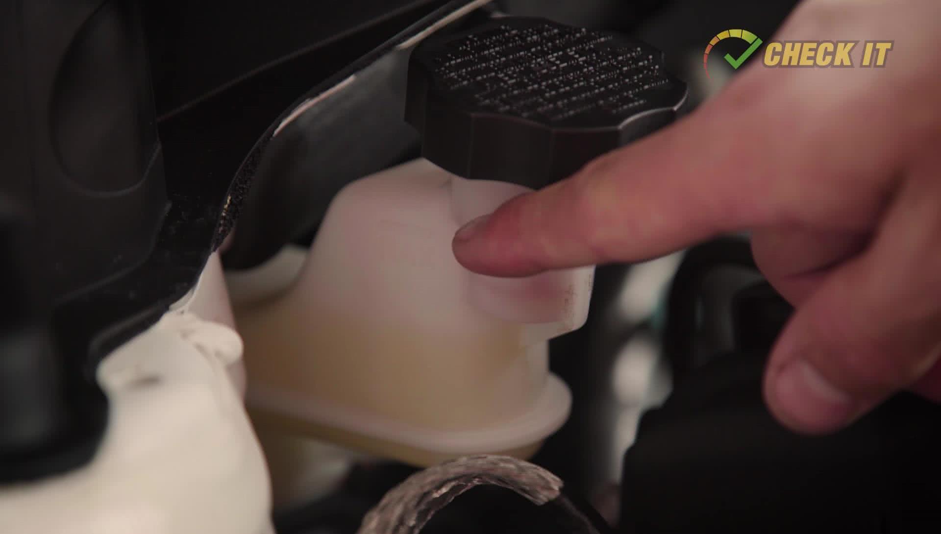 Step 2 - Brake Fluid