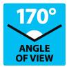 170 Angle of View